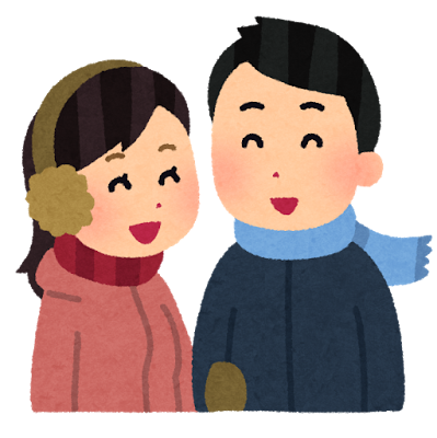 【悲報】欧米人「日本人は男がマフラーをしてて気持ち悪い・・・・」 の画像