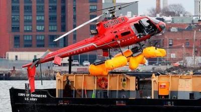 NYのヘリ墜落、乗客のバッグが燃料緊急遮断ボタンを誤って押した可能性・・・ の画像